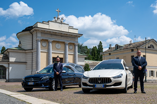 Mercedes e Maserati