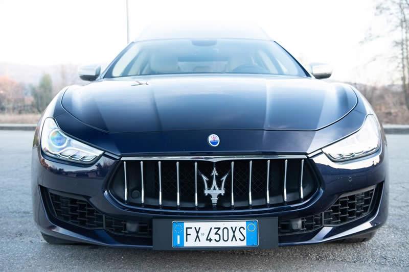 Carro funebre Maserati